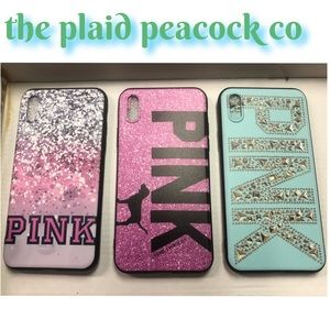 iPhone X PINK Cellphone Cases